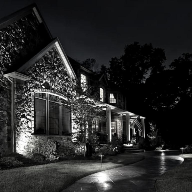 Gresham landscape lighting