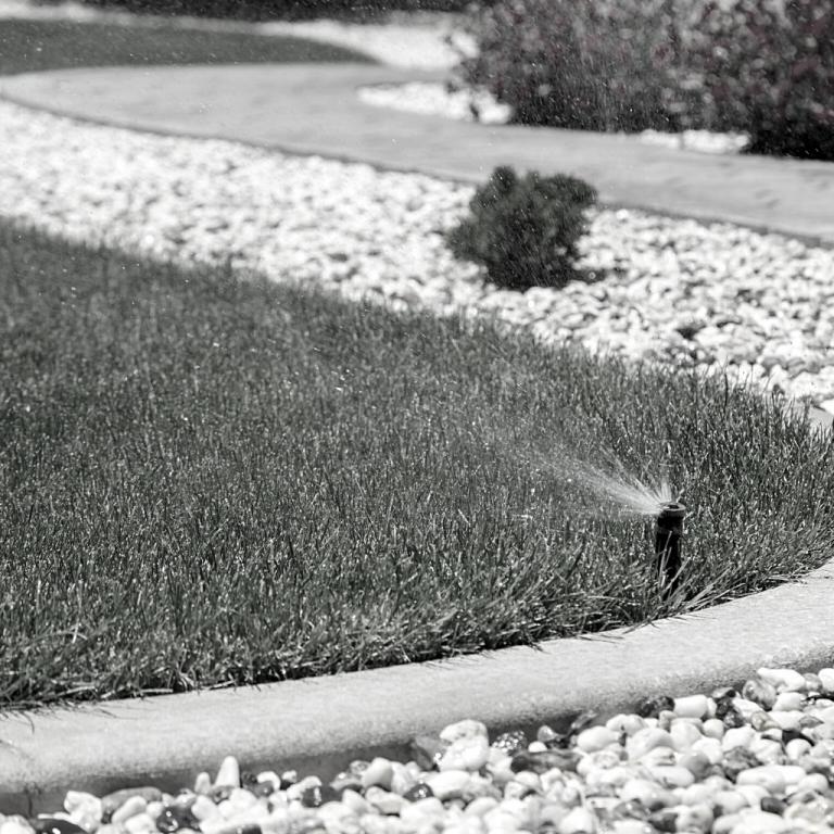 Gresham irrigation sprinkler system